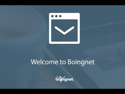 Welcome to Boingnet