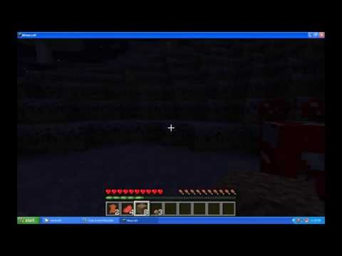 Minecraft Survival : Mushroom Island part 3 : Midnight Snack