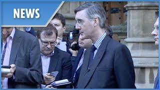 Rees-Mogg slams Theresa May with letter of no confidence - THESUNNEWSPAPER