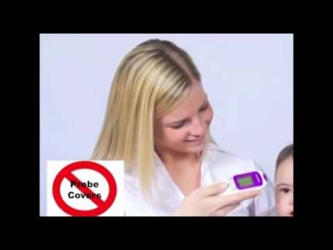 Syner-Med VeraTemp Non Contact Thermometer - How To Use Video | Baby Monitors Direct