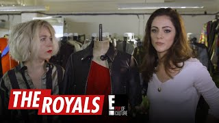 """The Royals"" Alexandra Park's Season 4, Ep. 2 Favorite Look 