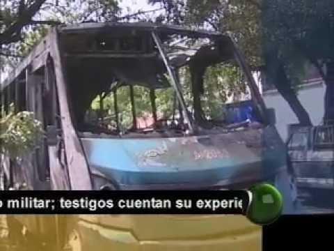 Corte 44 - Narco Bloqueos en Guadalajara (Actualización) - Marzo 09 de 2012