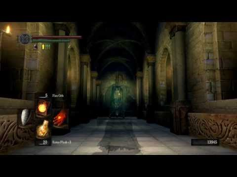 Dark Souls at Soul Level 1 - Episode 12 [Failure to Launch]