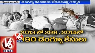 Dengue cases are increased and petrified in state - V6NEWSTELUGU