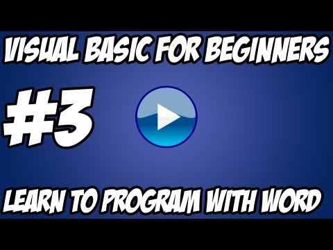 Visual Basic Tutorial - #3 - Calculator Tutorial