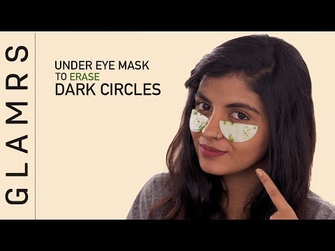 How To Reduce Dark Circles & Puffy Eyes Naturally | At-Home Skin Care Treatments