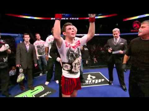 The Champion, Dominick Cruz Highlight