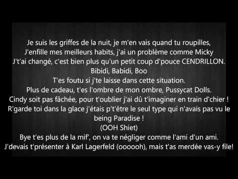 Paroles Vitaa - Maitre Gim's / Game Over