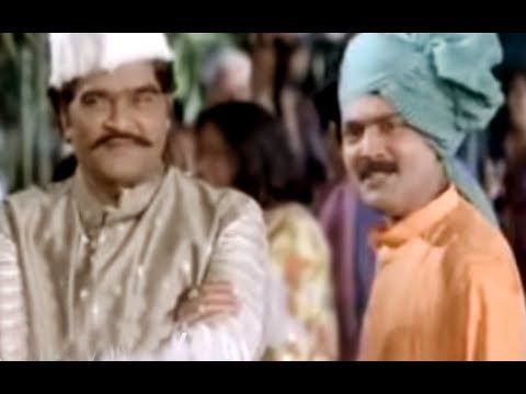 Shubha Mangala Savadhana - Tujhya Aaicha! - Makrand Anaspure, Ashok Saraf - Marathi Comedy Scenes