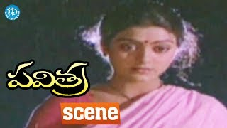 Pavitra Movie Scenes - Pavitra Gives Surprise Gift To Kittaiah || Rajendra Prasad, Bhanupriya - IDREAMMOVIES