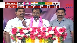 Bengal, Bihar, Karnataka CM's Congratulate KCR | TRS Win in Telangana Elections | CVR News - CVRNEWSOFFICIAL