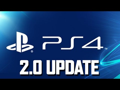 PS4 Update 2 0 Update Brings Game Sharing