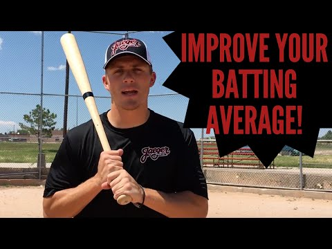 Top 3 Baseball Hitting Tips to Improve Batting Average! (QUICK FIX!!)