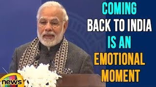 Coming Back to India is an Emotional Moment for Our Diaspora, Says Modi | Mango News - MANGONEWS