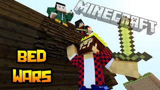 РАНО РАДУЕТЕСЬ - Minecraft Bed Wars (Mini-Game)