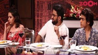 Maanvi Gagroo & Veer Rajwant Slip Out Their DARKEST SECRETS  | Open House With Renil - ZOOMDEKHO
