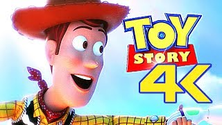 TOY STORY 4 Trailer [Ultra HD, 4K] Pixar, Animation - FILMSACTUTRAILERS