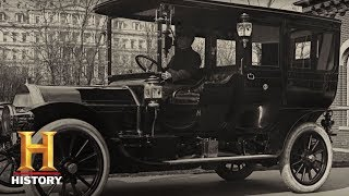 American Pickers: The Pierce-Arrow (Season 17, Episode 4)  | History - HISTORYCHANNEL