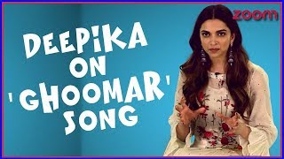 Deepika Reveals The Most Challenging Task While Performing To The 'Ghoomar' Song | Star Of The Month - ZOOMDEKHO