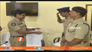 Serial Thief Taken into Custody By Guntur Rural Police | 18 lakhs Money and Car Recovered | iNews - INEWS