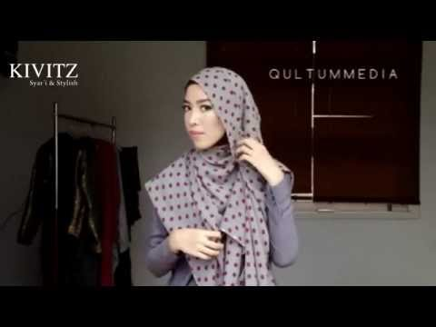 KIVITZ Hijab Tutorial - Vol. 2 by Fitri Aulia