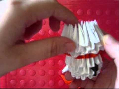 Поделки из бумаги - Видео