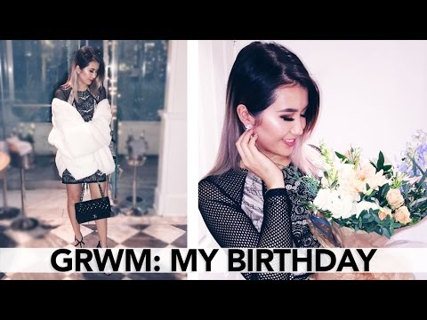 GRWM: My Birthday! || Sylvia Jade