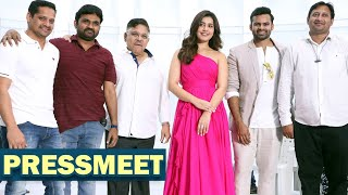 Prati Roju Pandage Movie Press Meet | Sai Dharam Tej, Raashi Khanna | TFPC - TFPC