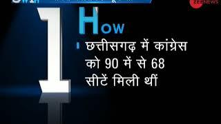 5W1H: Bhupesh Baghel to be the CM of Chhattisgarh - ZEENEWS