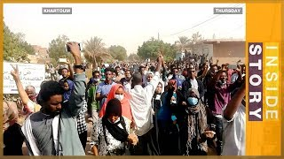 🇸🇩Can Sudan's protests succeed? | Inside Story - ALJAZEERAENGLISH