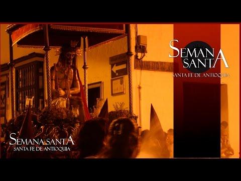 Semana Santa en Santa Fe de Antioquia.
