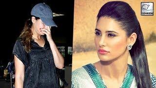 Nargis Fakhri Reacts To Her Pregnancy Rumours | LehrenTV