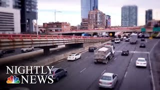 Busiest Thanksgiving Travel In A Decade | NBC Nightly News - NBCNEWS