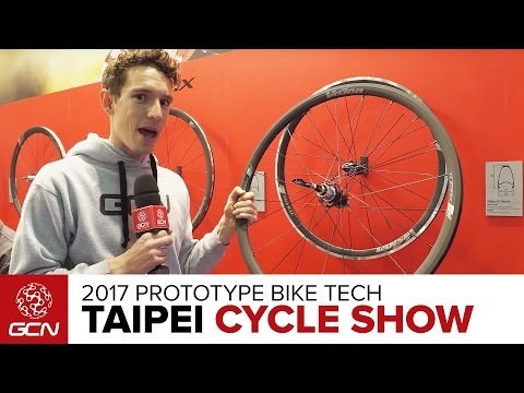 Prototype Bike Tech From The Taipei Cycle Show