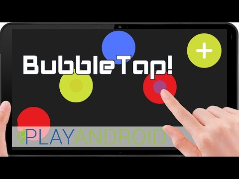 BUBBLETAP ᴴᴰ ►Become one with the bubble◄ BubbleTap Review ⁞Test⁞ ⁞Gameplay⁞