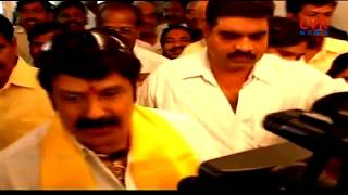 Actor Nandamuri Balakrishna Election Campaign in Hyderabad today | Sanath Nagar | CVR NEWS - CVRNEWSOFFICIAL