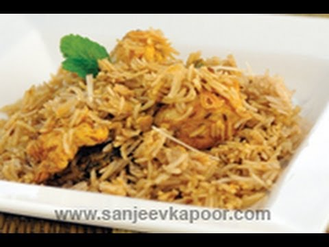 Chicken Yakhni Biryani (Chicken Biryani)