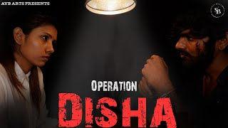 Operation Disha | New Telugu Short film | Directed By Harsha - YOUTUBE