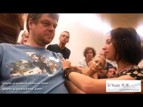 Balance Method Acupuncture: Hip Pain - Instant Results (German)