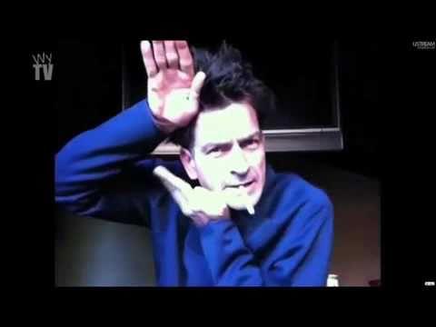 Charlie Sheen Troll Rant