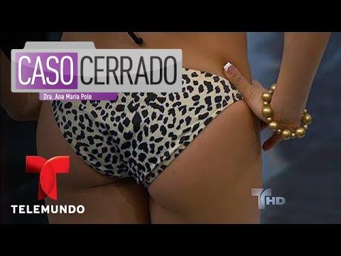 Caso Cerrado - Miss tanga USA