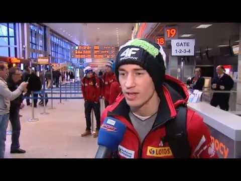 Kamil Stoch zapowiada walkę o medal na mistrzostwach świata