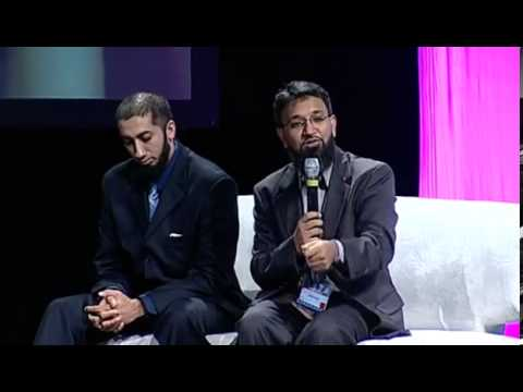 The Salary of The Employed Muslim Wife - Dr. Altaf Hussain/Dr. Aneesah Nadir/Ustadh Nouman Ali Khan