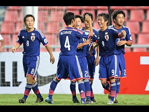 China PR vs Japan: AFC U-16 Championship 2014