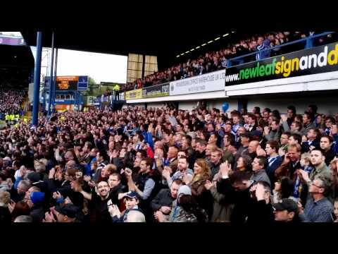 Epic Hi Ho Sheffield Wednesday v Wycombe Wanderers