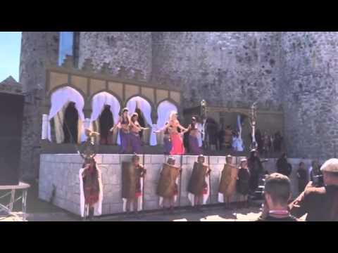 Bailarinas de Herodes 2014  Pasion de Castro Urdiales  DanceDay