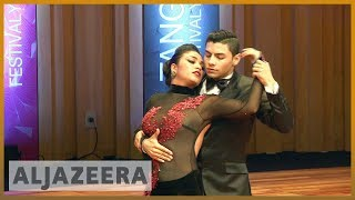 🇦🇷 Argentina tango festival: International competition underway | Al Jazeera English - ALJAZEERAENGLISH
