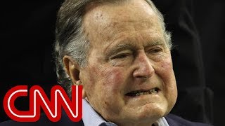 George H.W. Bush in intensive care - CNN