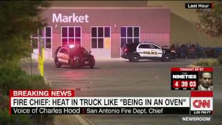 10 dead in San Antonio trailer incident - CNN