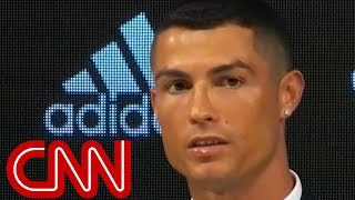 Cristiano Ronaldo arrives to fanfare at Juventus - CNN